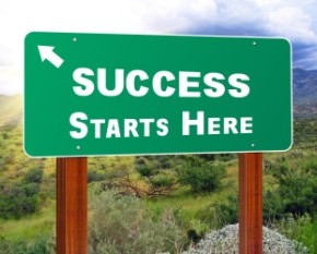 succes start here