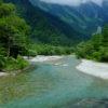 平湯キャンプ場|素敵な温泉と美しい自然、そして雨